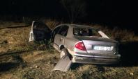 Mersin'de Trafik kazası:1 ölü 2 yaralı