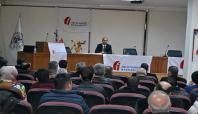 Vergi mükelleflerine E-Tebligat' semineri verildi