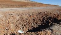 Silvan'da yola döşenen patlayıcı imha edildi