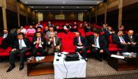 YYÜ ile VANTB arasında işbirliği toplantısı