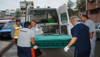 Tarsus'ta bir kişi kaldığı çadırda ölü bulundu