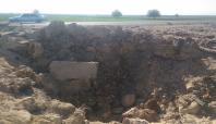İpek yolundaki patlamada büyük hasar oluştu