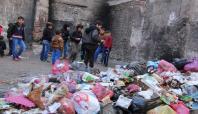 Sur'da toplanmayan çöpler hastalık saçıyor