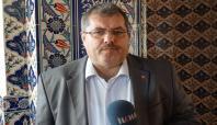Gaziantep'teki STK'lardan Fatihpaşa Camii'nin yakılmasına tepki