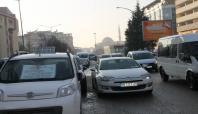 Van'ın otopark sorunu parkomatla çözülebilir