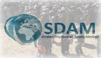 SDAM Suriyeli mültecilerin sorunlarını raporlaştırdı