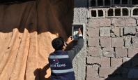 Mardin'de kaçak elektrik taraması