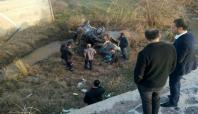 Bismil'de kaza: 2 yaralı