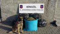 Bingöl'de uyuşturucu madde ele geçirildi