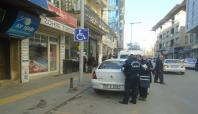 Gaziantep'te engelli araç park alanları ile ulaşım araçları denetlendi
