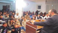 Siverek'te 'İslam kardeşliği' anlatıldı