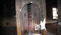 Kurşunlu Camii'ni görenler hüzne boğuluyor