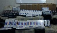 Bingöl'de 21 bin paket kaçak sigara ele geçirildi