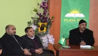 Bitlis HÜDA PAR'dan 'Kardeşlik Hukuku' semineri