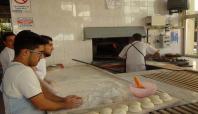 Gaziantep'teki pide fırınlarına uyarı