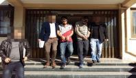 Tarsus'ta eroin satan 2 kişi tutuklandı