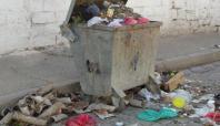 Belediyeden çöp açıklaması