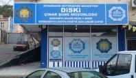 DİSKİ Çınar'da kepenk kapattı