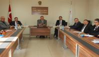Gaziantep'te antibiyotik kullanımı değerlendirme toplantısı yapıldı