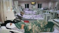 Ergani'de diyaliz servisi gece seansları başladı