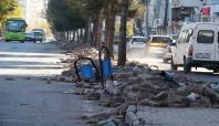 HDP'nin her çağrısı sonrası Diyarbakır harabeye dönüyor