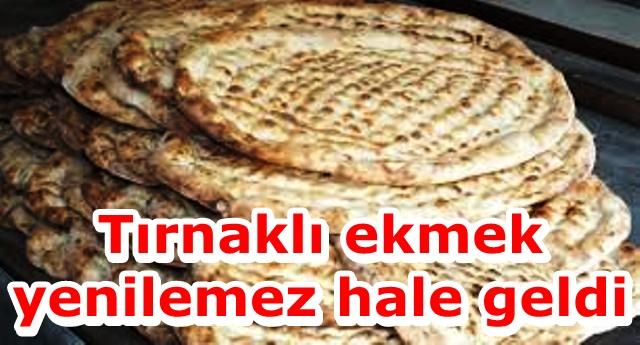 Urfa Halkı; Tırnaklı Ekmeği Yiyemiyoruz!