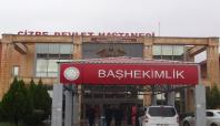 PKK'lilerin attığı roketatar hastaneye isabet etti