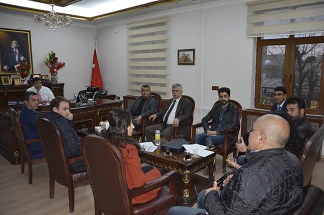 Viranşehir'de uyuşturucuyla mücadele toplantısı yapıldı