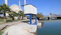 Adana'da olası sele karşı yapılan sistemin kapakları çalışmıyor