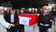 Kazada hayatını kaybeden Uzman Çavuş Tarsus'ta defnedildi