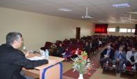 Hilvan İHL'de 'Sorumluluk' Konferansı