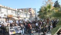 Kızıltepe'de HDP yürüyüşüne müdahale edildi