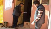Bitlis BEST-DER onlarca aileye gıda yardımında bulundu