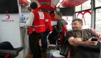 Doğubayazıt'ta kan bağışı kampanyası