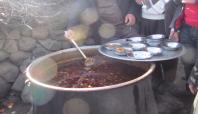 Siverek'te Tırşı Yahni geleneği sürüyor