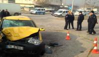 Iğdır'da incirleme trafik kazası: 8 yaralı