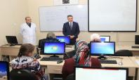 Elazığ'da bayanlara yönelik Bilgisayar Kursu