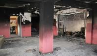 Diyarbakır'da yakılan okul eğitime hazırlanıyor