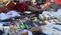 Bitlis'te PKK'ye ait çok sayıda mühimmat ele geçirildi