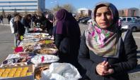 Bingöl Üniversitesi öğrencilerinden Sur halkı yararına kermes