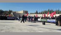 Bursa'da ODTÜ'deki saldırılar protesto edildi