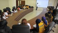 Van'da 'İleri Yaşam Desteği' eğitimi