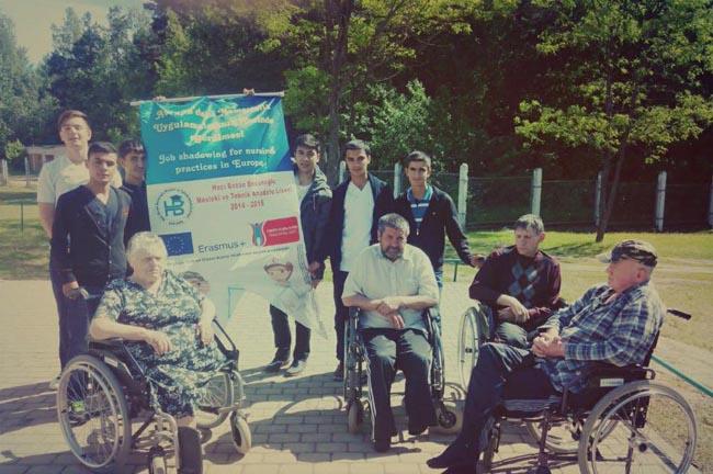 Urfa MEB'den Avrupa'da Eğitim atağı