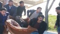 Şırnak'ta insanları diri diri yakmaya çalıştılar