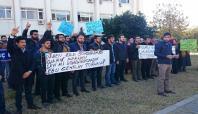 Çukurova Üniversitesi öğrencileri ODTÜ saldırısını kınadı