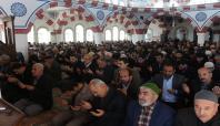 Kâhta'daki camilerde yağmur duası yapıldı