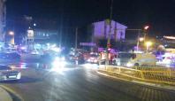 Diyarbakır'da polis karakoluna roketli saldırı