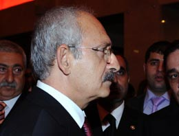 Kemal Kılıçdaroğlunın sır buluşması