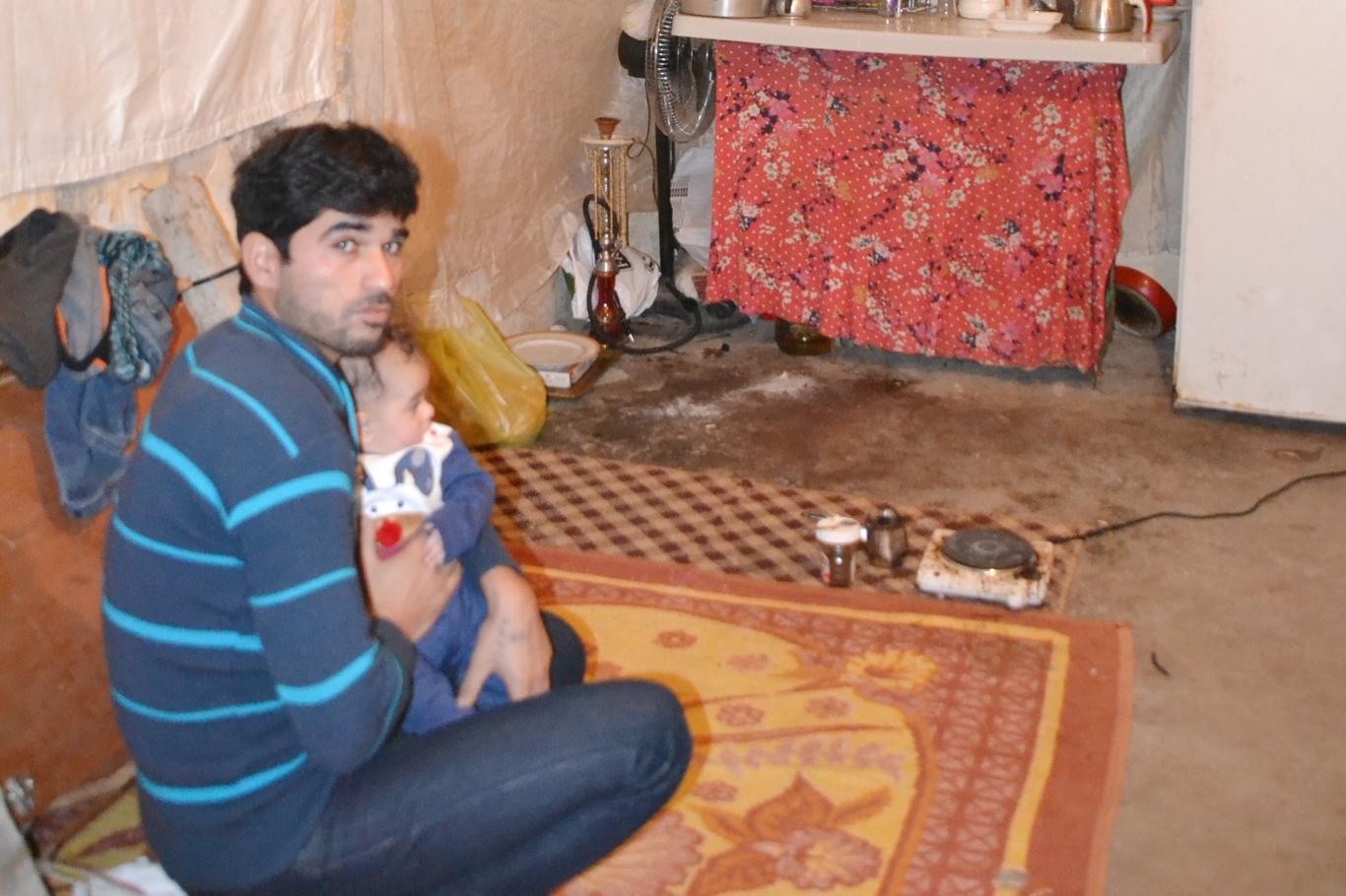 Suriyeli ailenin dramı yürek burkuyor