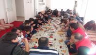 Denizli Davet-Der kahvaltıda üye ve gönüllüleriyle buluştu